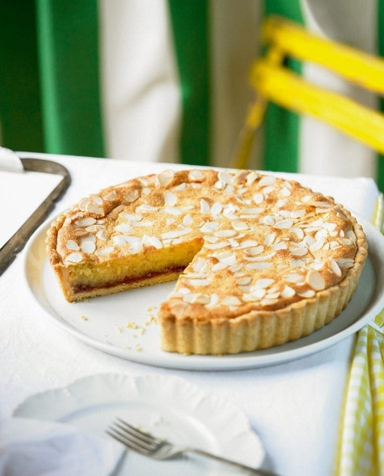 The champion bakewell tart