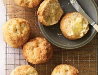The ultimate cheese scones
