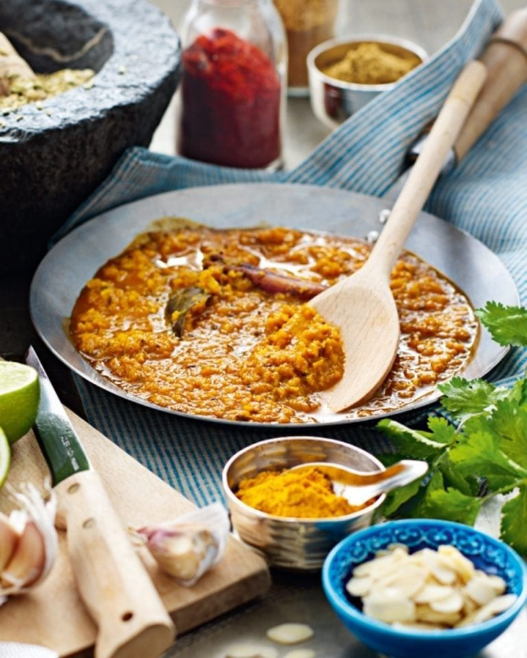 Basic curry sauce