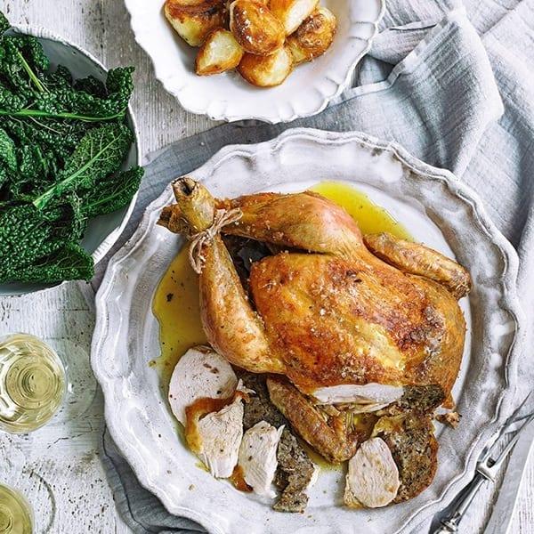 Image of roast chicken