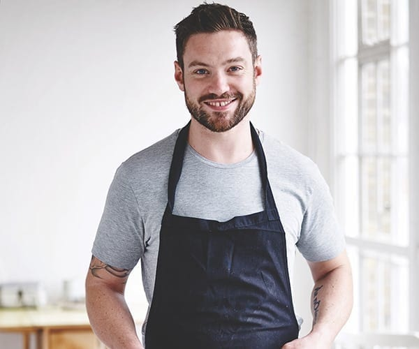 Dan Doherty talks behind-the-scenes on Britain's Best Home Cook: listen now