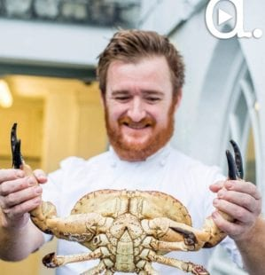A seafood special with Jack Stein, Mark Sargeant and a chat about seaweed: listen now