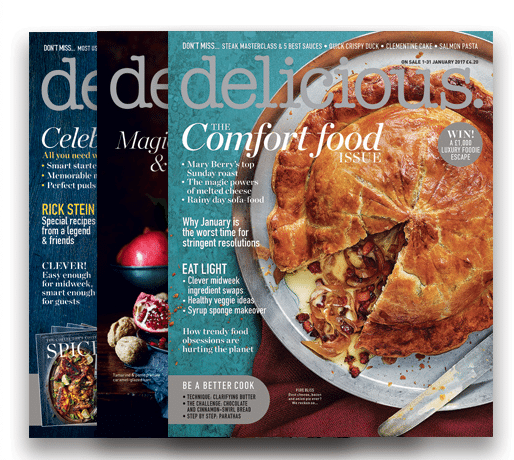 delicious. magazine convers