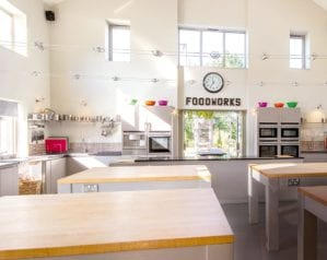 Cookery school review: The Foodworks Cookery School