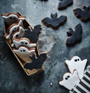 Halloween cookies – video