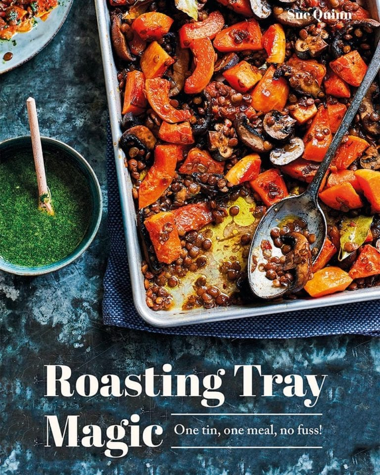 Cookbook road test: Roasting Tray Magic