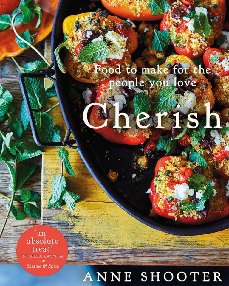 Cookbook road test: Cherish – Food to Make for the People You Love