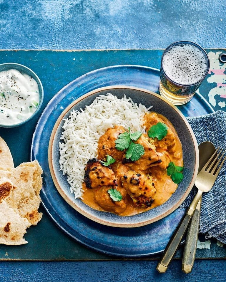 Chicken Tikka Masala Recipe Delicious Magazine