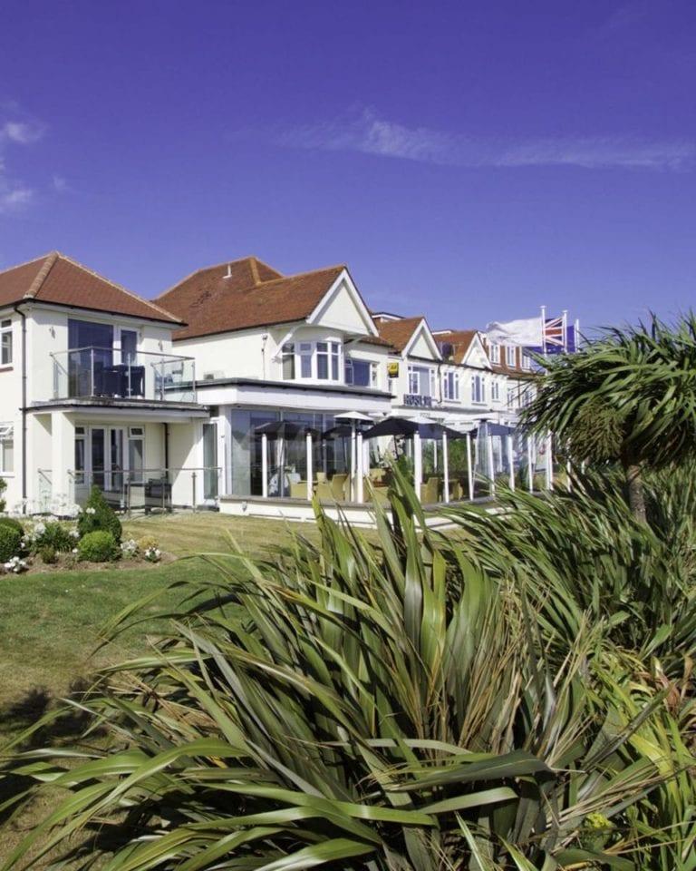 Roslin Beach Hotel, Thorpe Bay, hotel review
