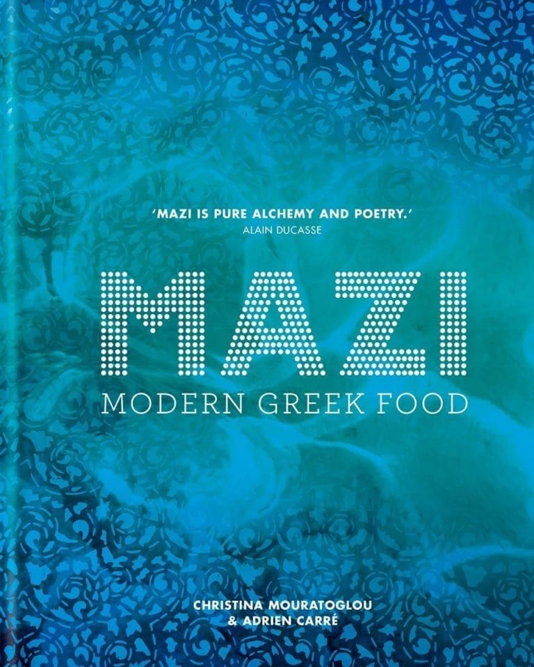 Cookbook road test: Mazi: Modern Greek Food