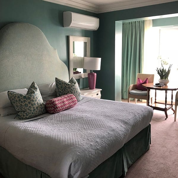 Image of hotel room