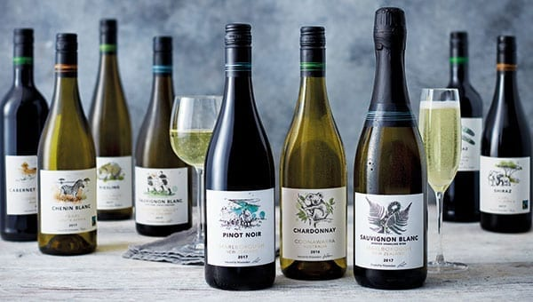 winemakers wine selection