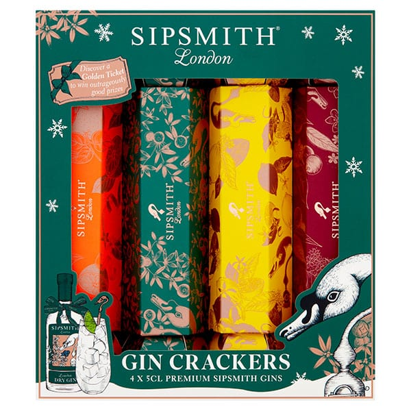Sipsmith crackers