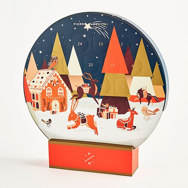 Pierre Marcolini advent calendar