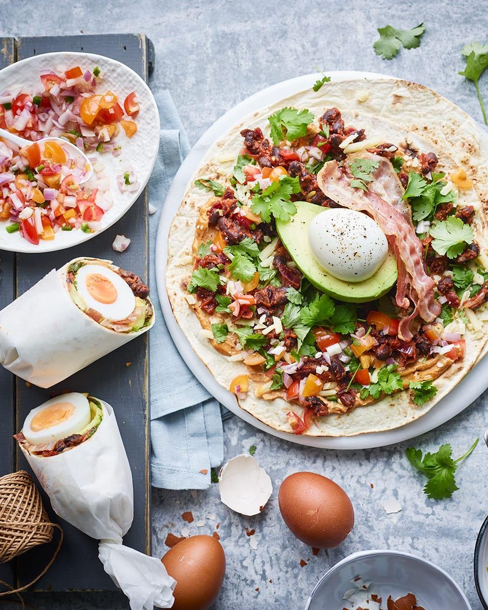 Breakfast burrito | delicious. magazine