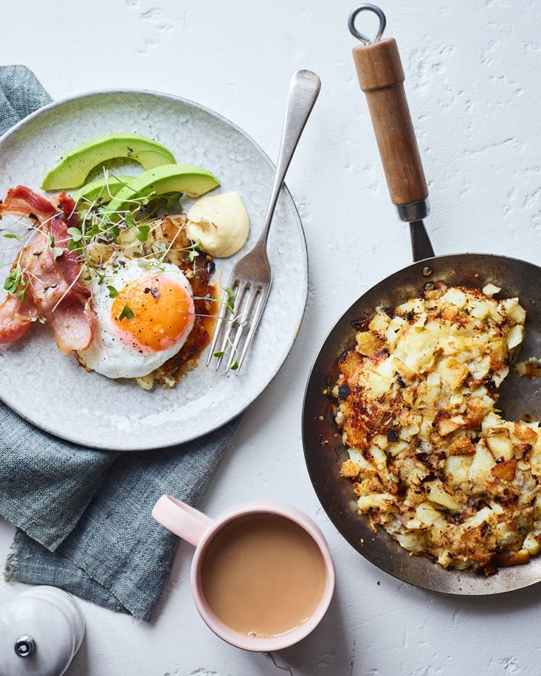 Breakfast hash browns