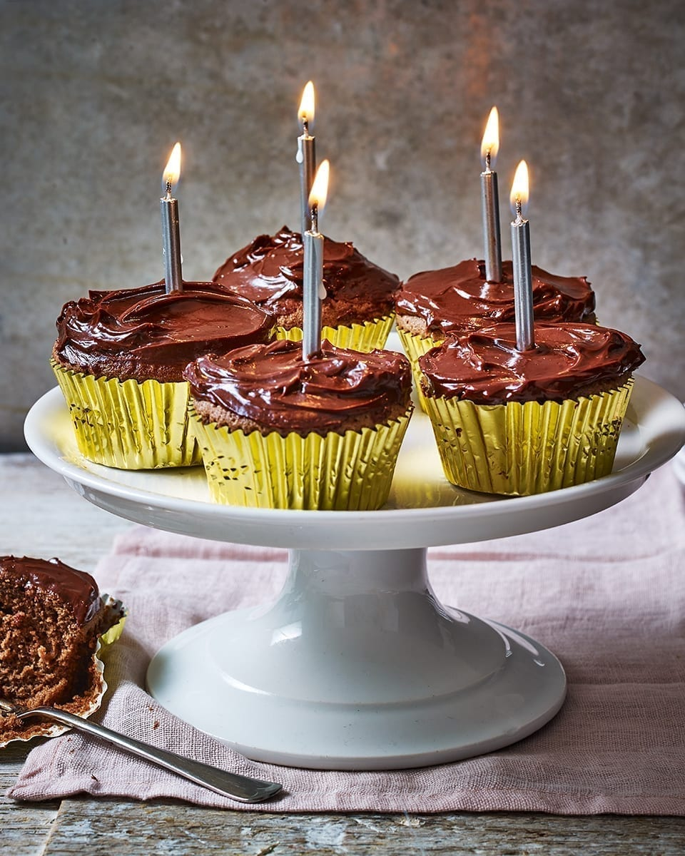 Chocolate Cupcakes Recipe Delicious Magazine