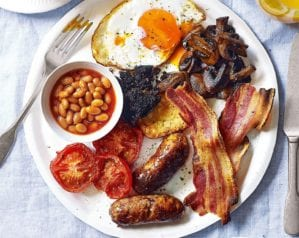 10-step guide to the perfect cooked breakfast
