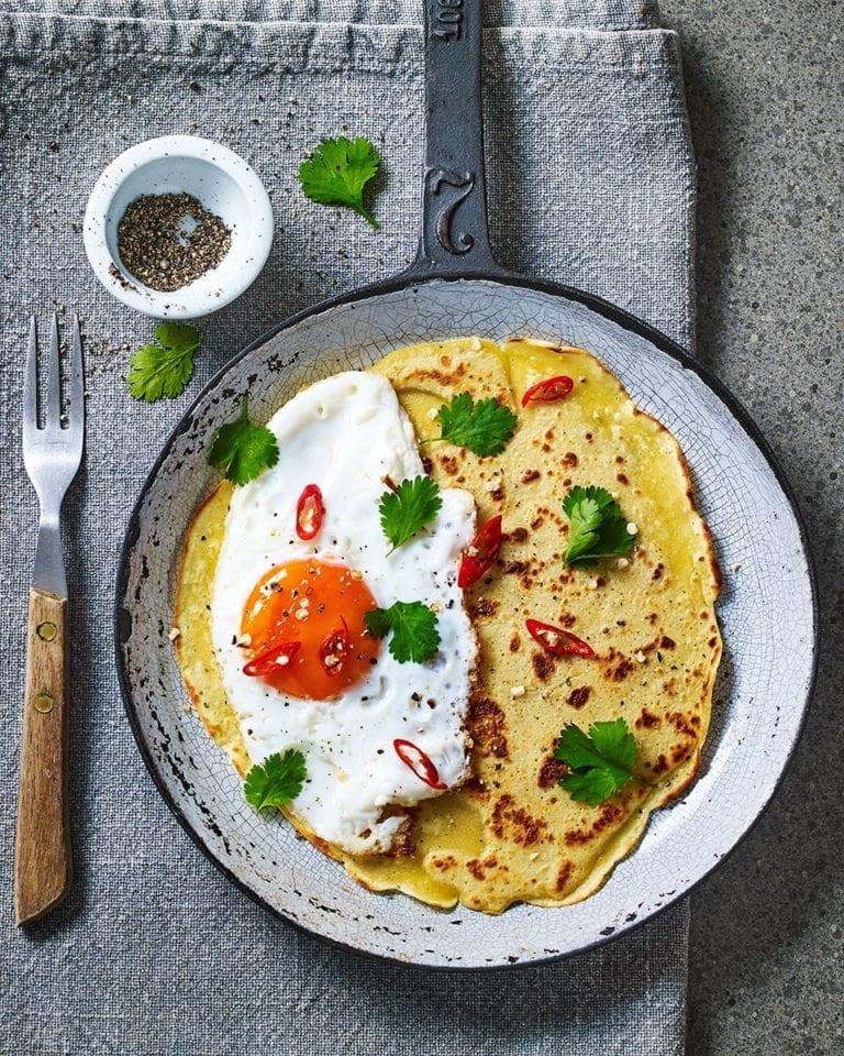 Dosa pancakes