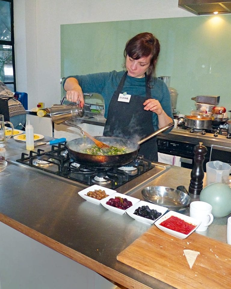 Cookery school review: Oliveology, The Cookhouse