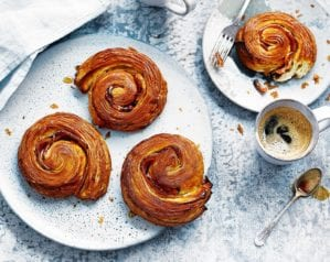 How to make maple and bacon danish pastries