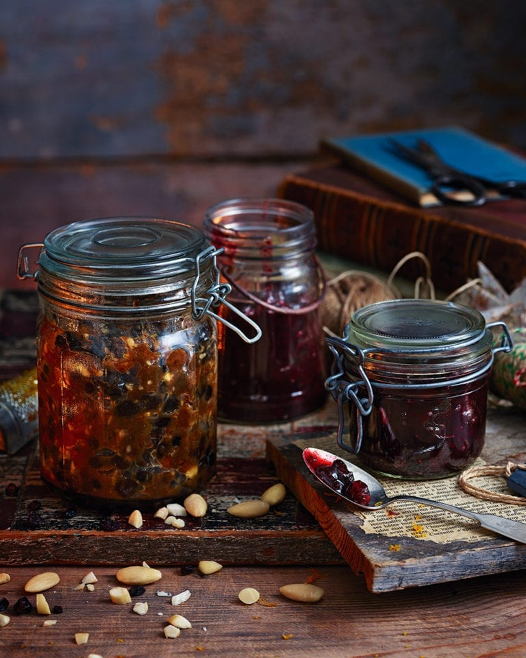 Spiced Rum Butter Mincemeat Recipe Delicious Magazine