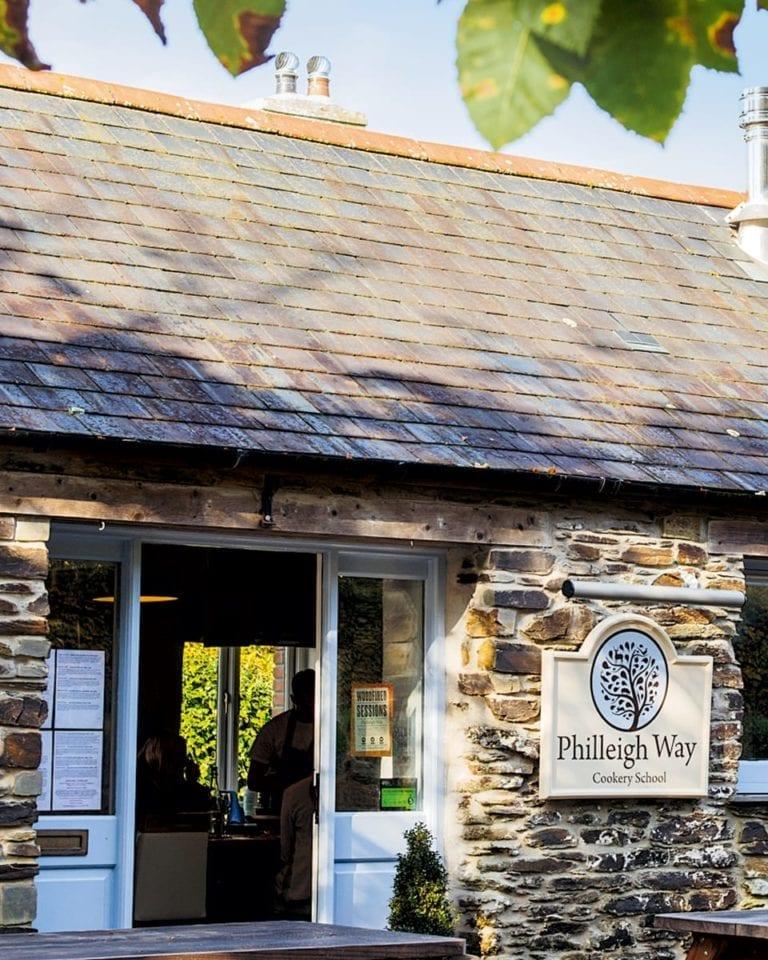 Cookery school review: Philleigh Way Cookery School