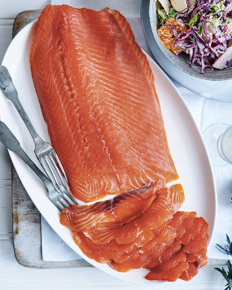 How to buy the best smoked salmon