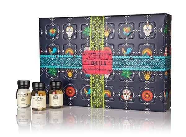 Tequila advent calendar