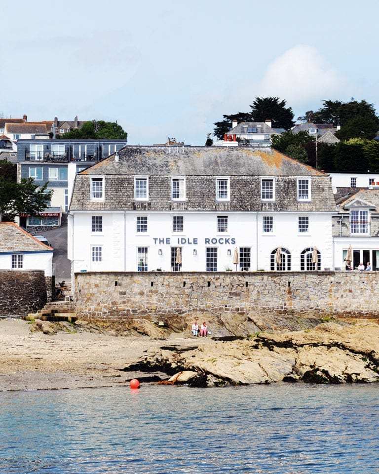 The Idle Rocks, Cornwall, hotel review