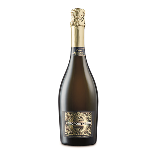 Zero point Zero prosecco