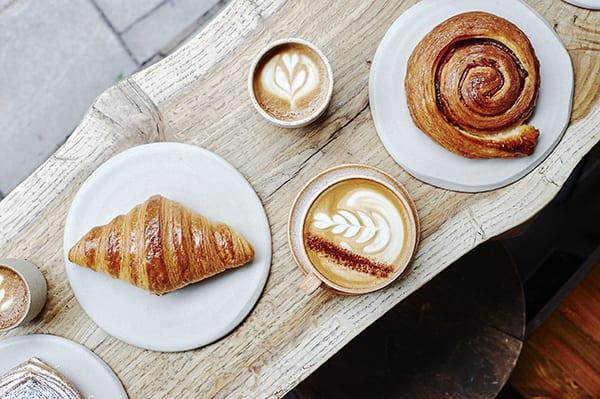 Pophams coffee