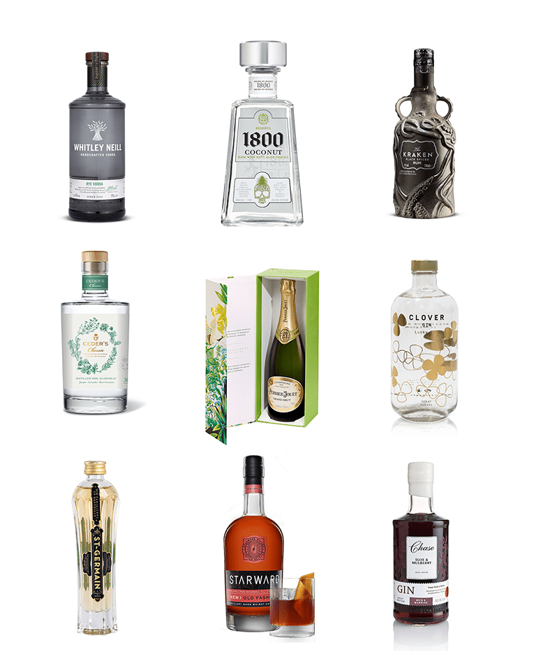 The best boozy gifts for Christmas 2018