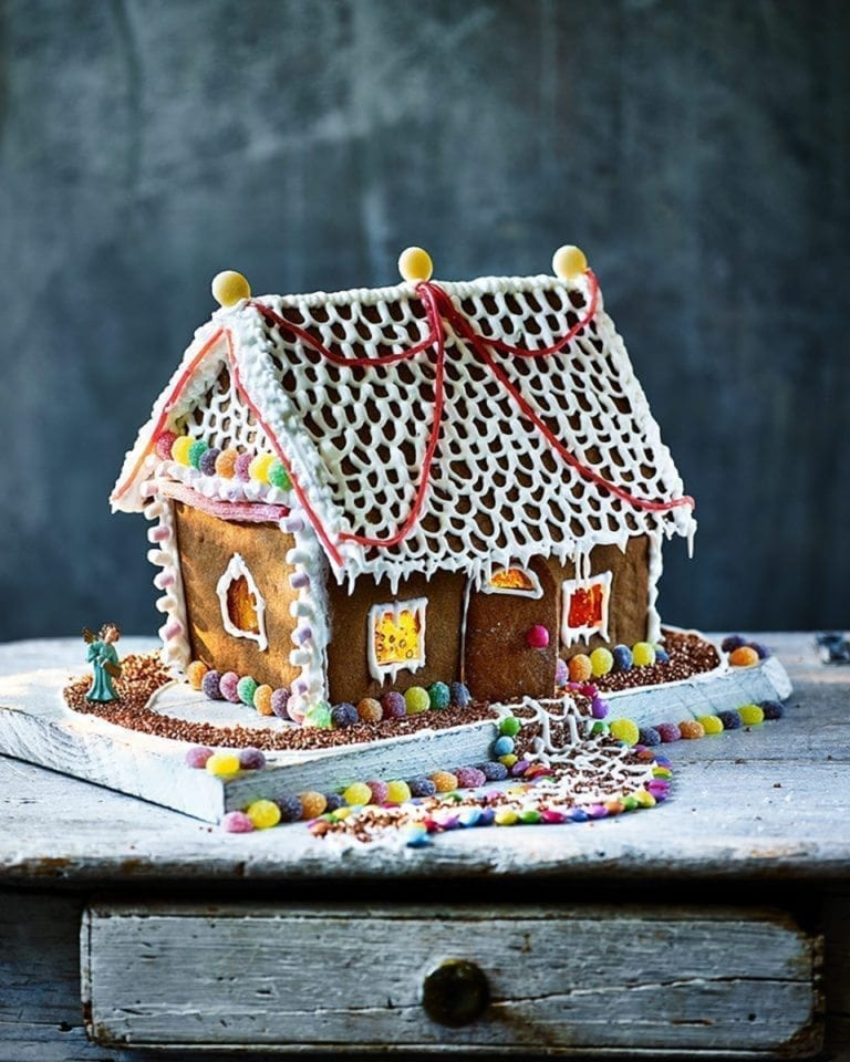 Tried & tested: Gingerbread house kits