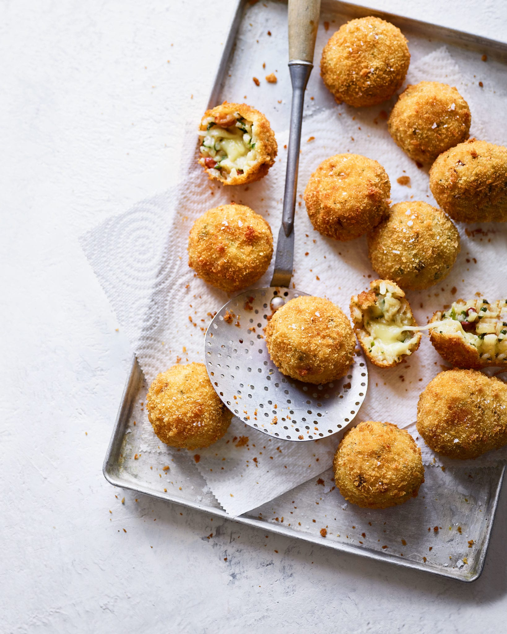 Arancini recipes