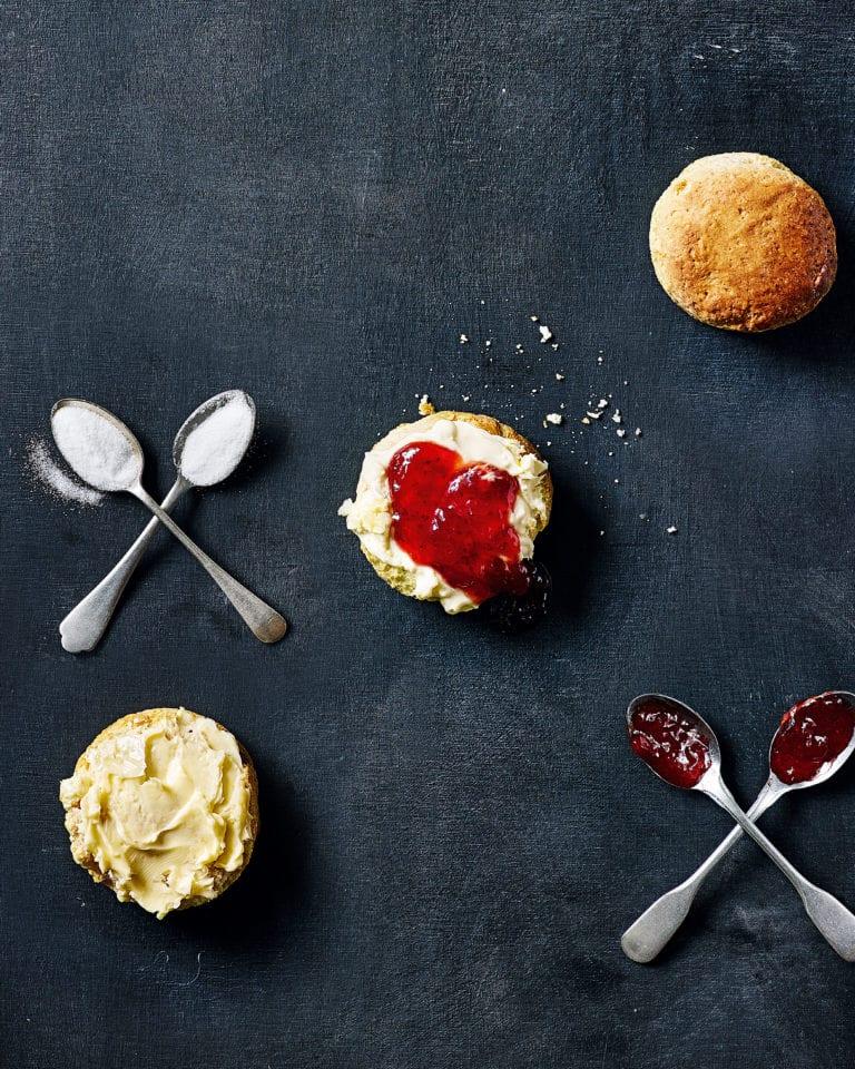 Easy scones