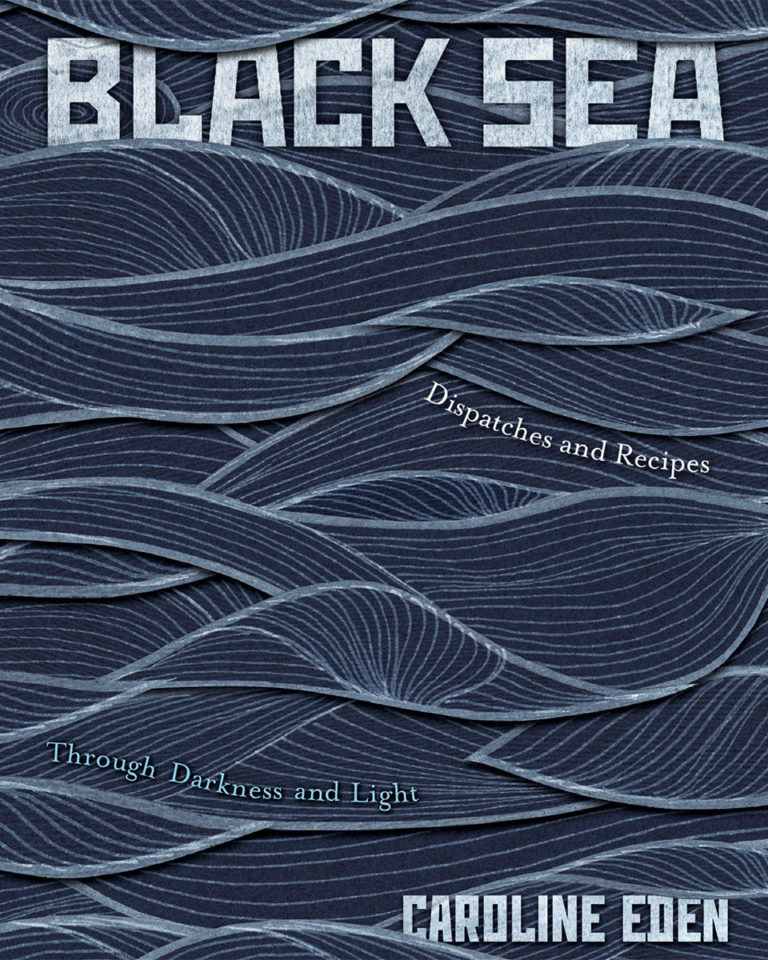 Cookbook road test: Black sea