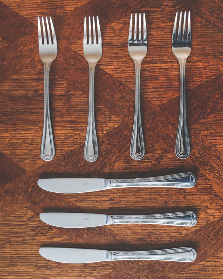 Too much information! How eating out got patronising