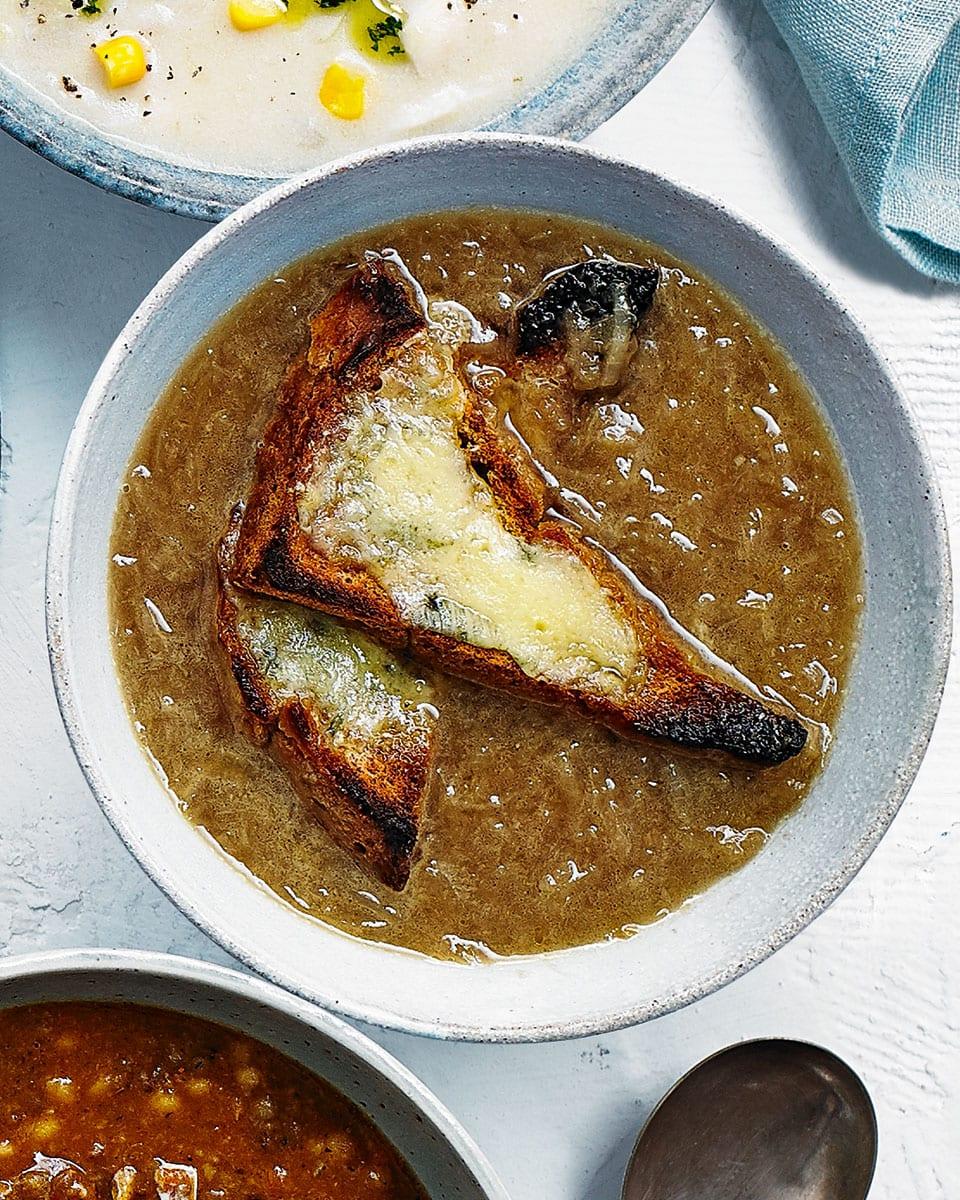 Irish onion soup | delicious. magazine