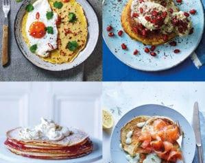10 sweet and savoury pancake toppings