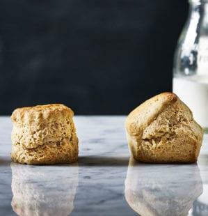 3 alternative ways to make classic scones