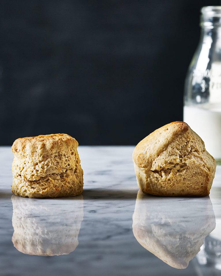 3 alternative ways to make classic scones