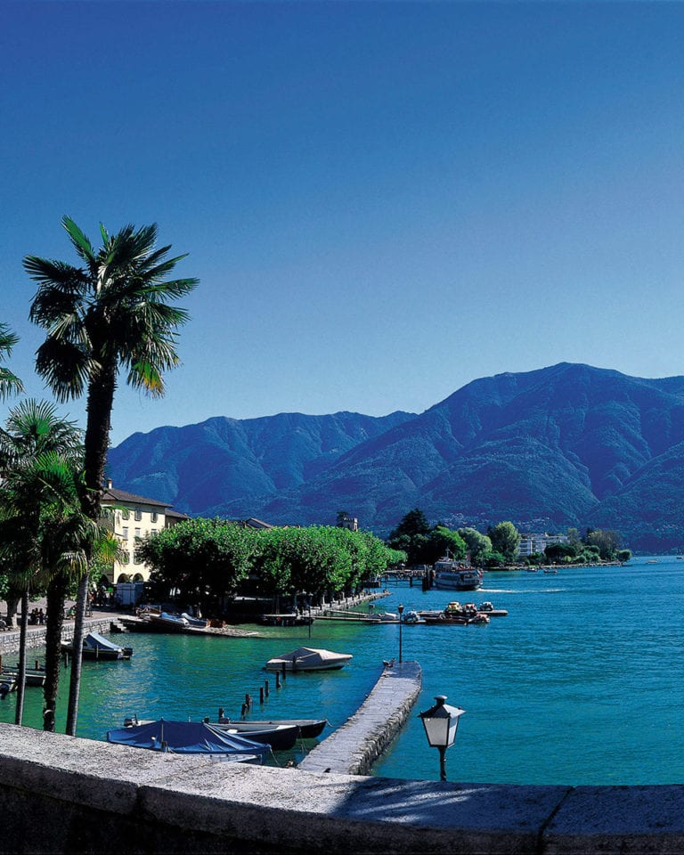 Where to eat in Ascona, Switzerland