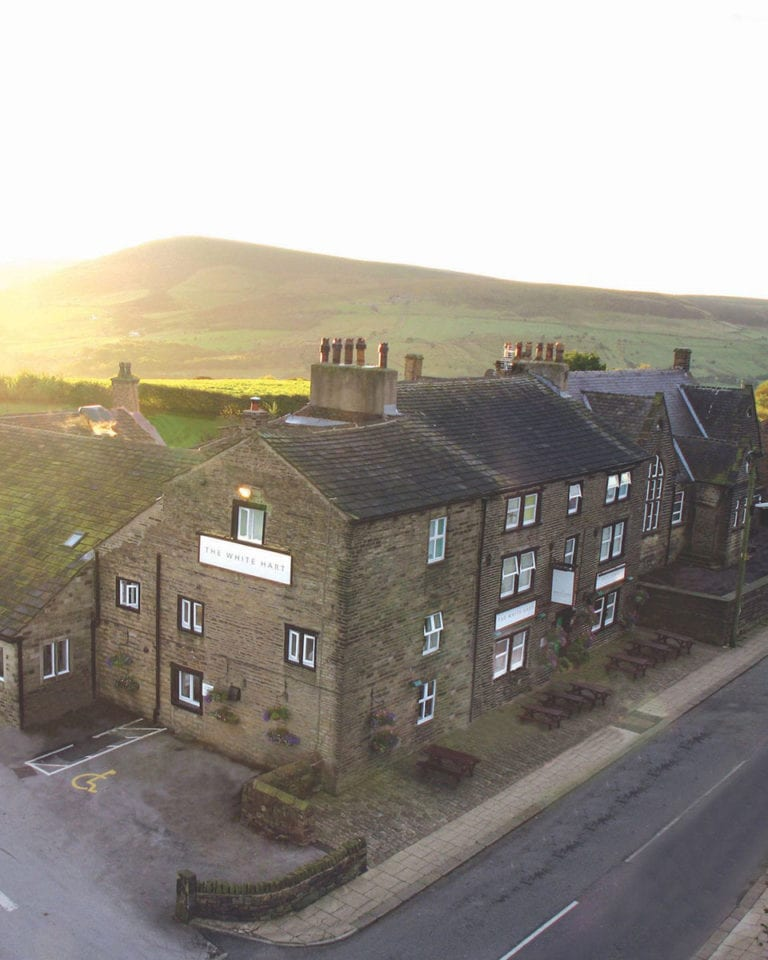 The White Hart at Lydgate, Oldham, hotel review