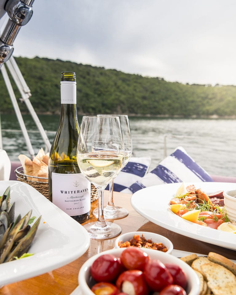 Join us for an evening of Whitehaven wine and seafood
