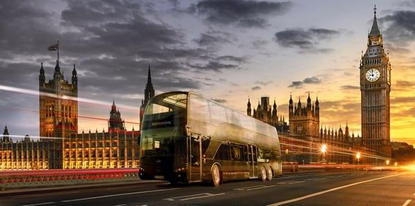 Bustronome tour london