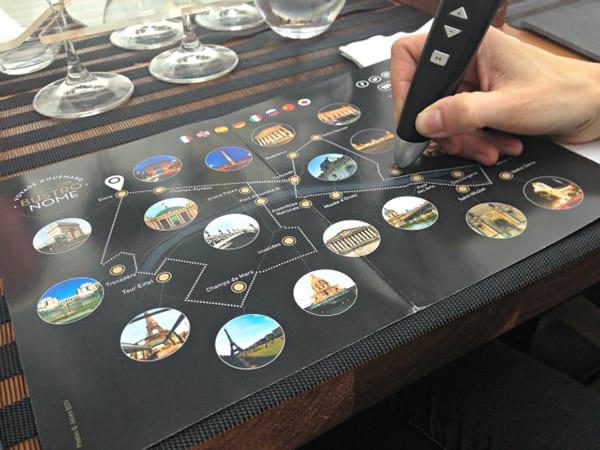 Bustronome map tour