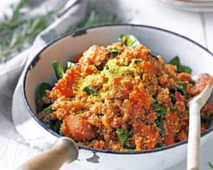 What's our problem with quinoa?