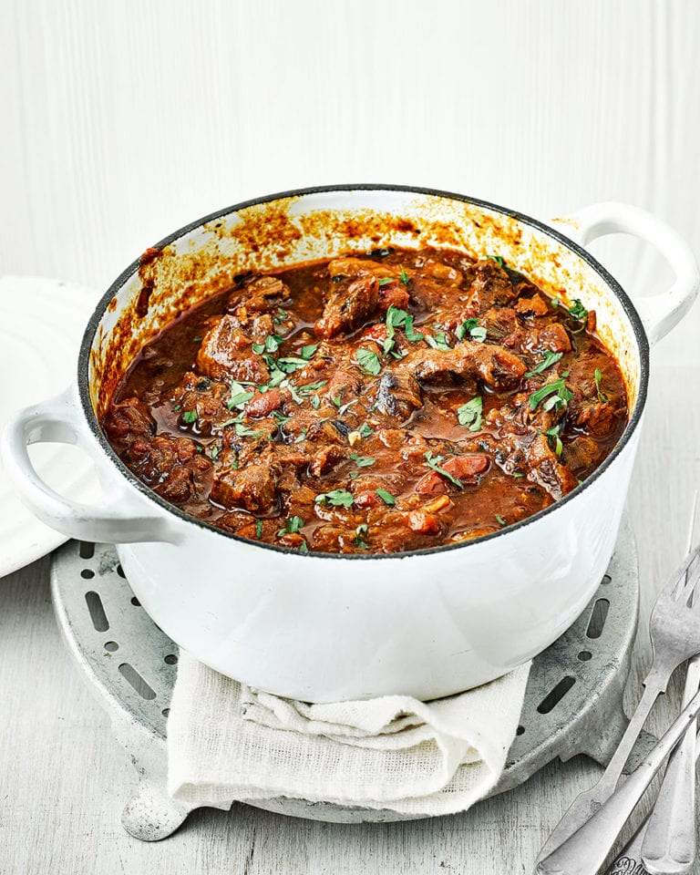 Beef shin and ale ragù