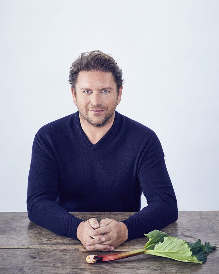 James Martin tells us why Great Britain really is great: listen now